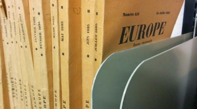 Bibliographie * Espace